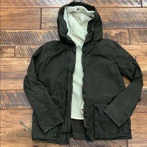 Gap Sherpa Utility Jacket